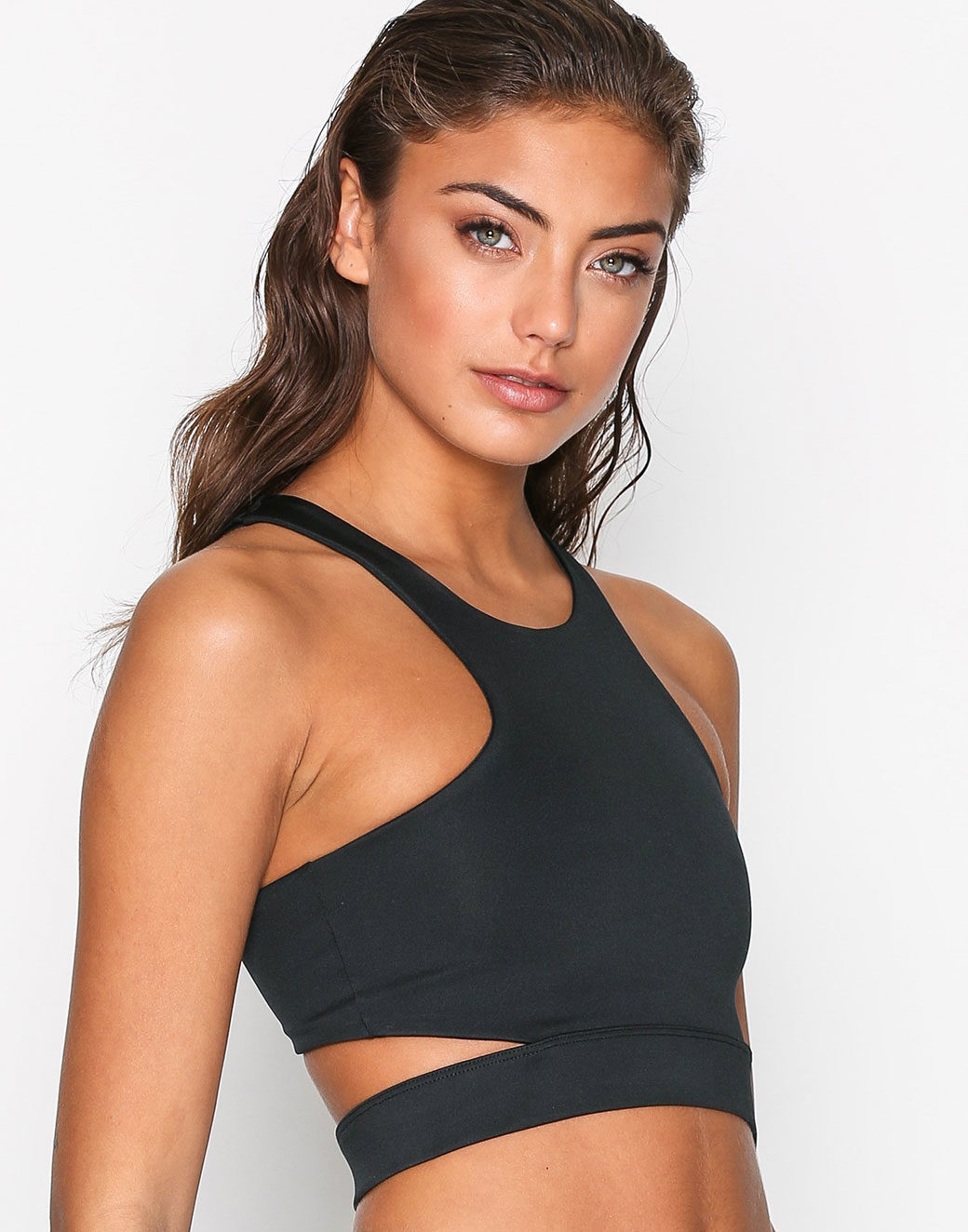 Sport Cut Crop Top